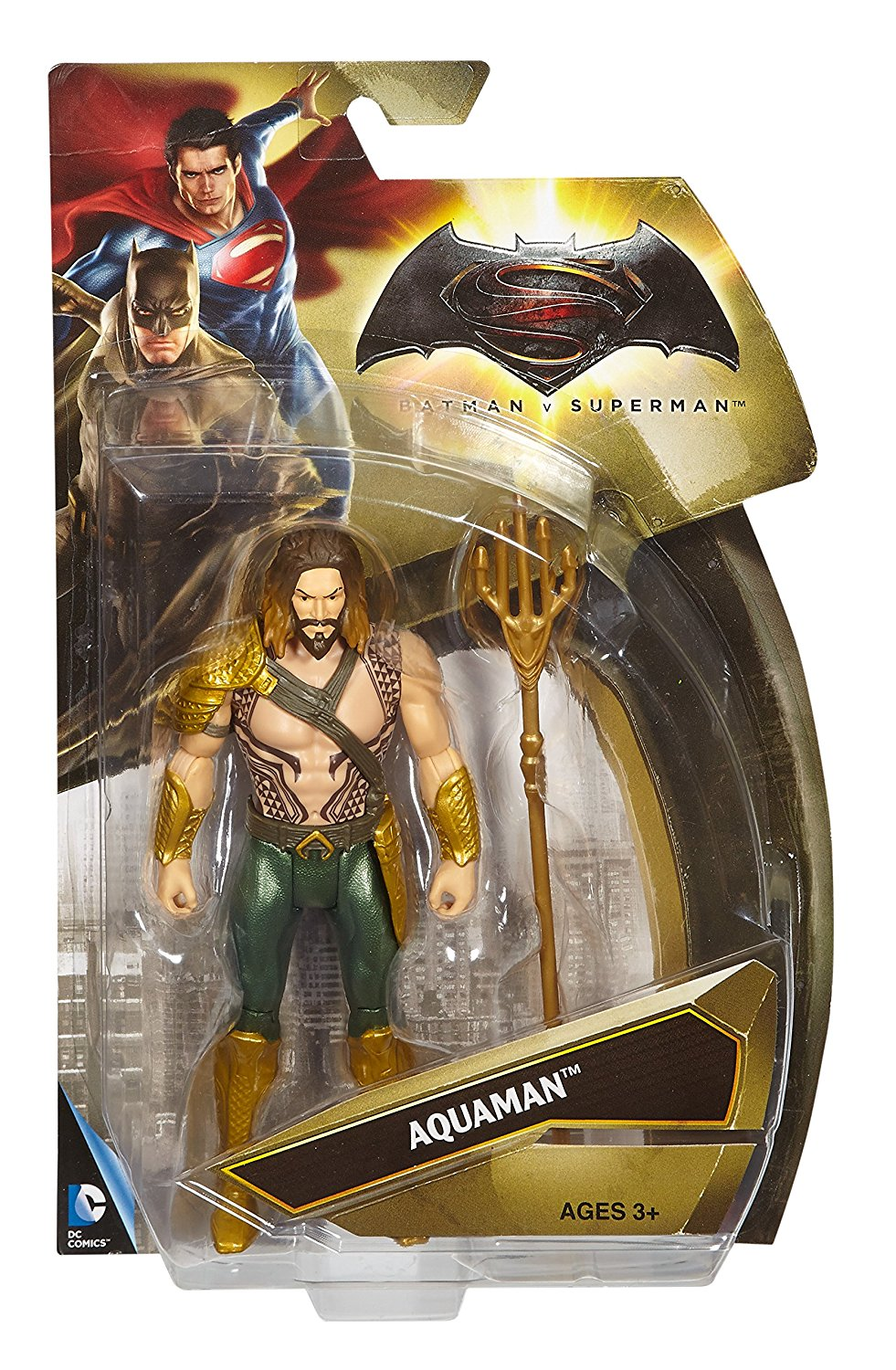 """Batman v Superman: Dawn of Justice Battle Armor Batman 6"""" Figure, Inspired by the... by"""