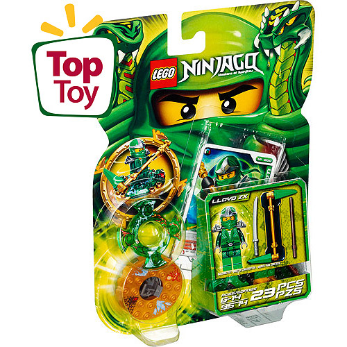 LEGO Ninjago Lloyd ZX Play Set