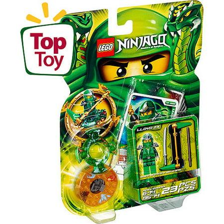 LEGO Ninjago Lloyd ZX Play Set - Walmart.com