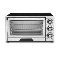 Cuisinart Custom Brushed Stainless Classic Toaster Oven Broiler
