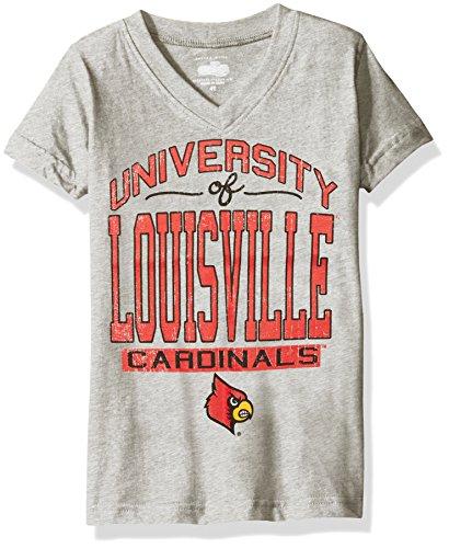 NCAA LOUISVILLE CARDINALS GIRLS T-SHIRT SIZE SMALL NEW