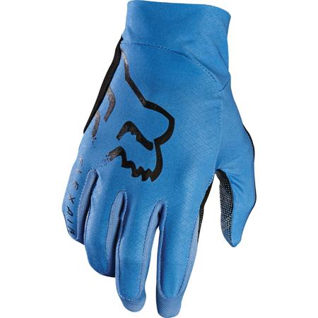 FOX MOUNTAIN BIKE MTB CYCLING FLEXAIR Gloves [SLT BLU] S ()