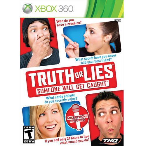 Truth Or Lies (Xbox 360) - Pre-Owned