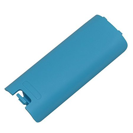 Replacement Remote Controller Battery Cover For Nintendo Wii Light Blue