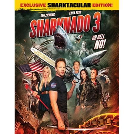 Sharknado 3: Oh Hell No! (Blu-ray) - Movies Like Sharknado