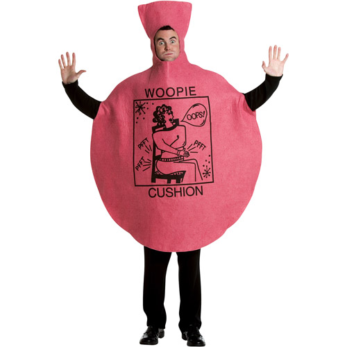 Woopie Cushion Adult Halloween Costume - One Size