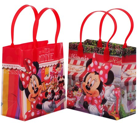 Minnie Mouse Authentic Licensed Tea Time Samll Goodie Bags 6