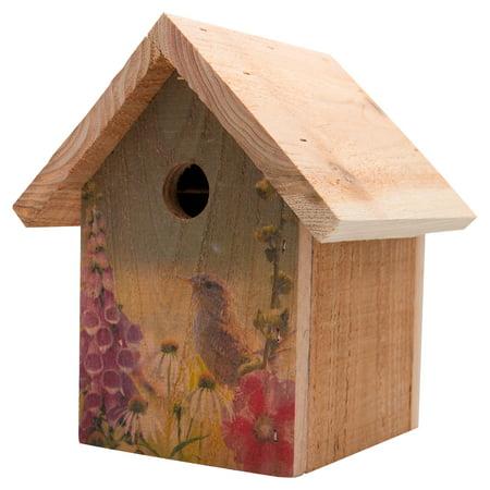 Cedar Wren House Cedar Wren House Kit