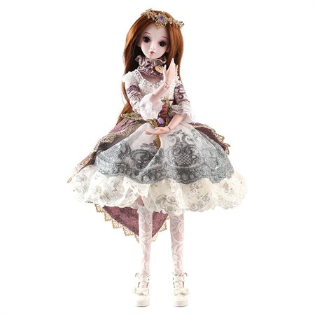 Japanese Bride Doll (BJD Doll SD Doll 60cm/24inch Princess Bride for Girl Gift and Dolls Collection)