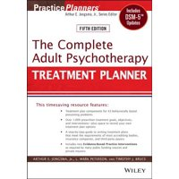 The Complete Adult Psychotherapy Treatment Planner - eBook