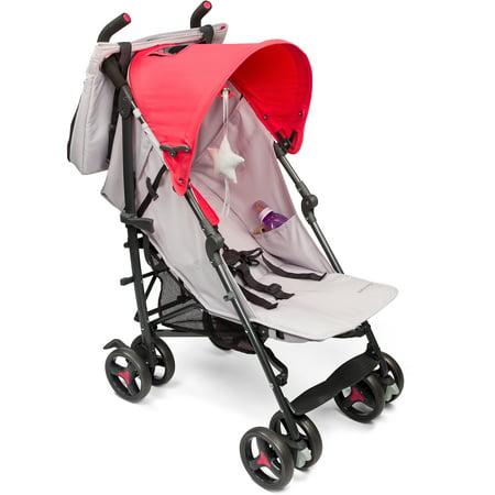 Pink Baby Stroller Kamisco