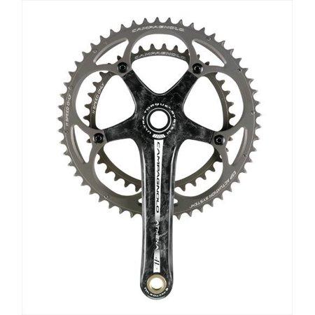 Campagnolo Athena Carbon 11sp Ultra Torque Crankset 175 50/34 Cmpt Road (Best Budget Carbon Road Bike)