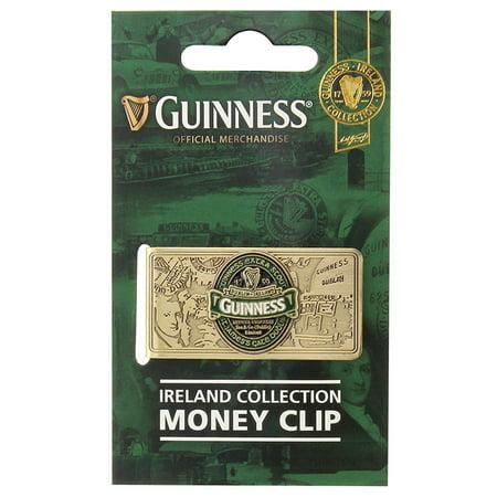 Guinness Ireland Money Clip