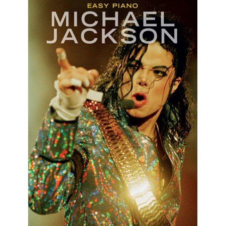 Michael Jackson (Easy Piano) - eBook Michael Jackson Piano Sheet Music