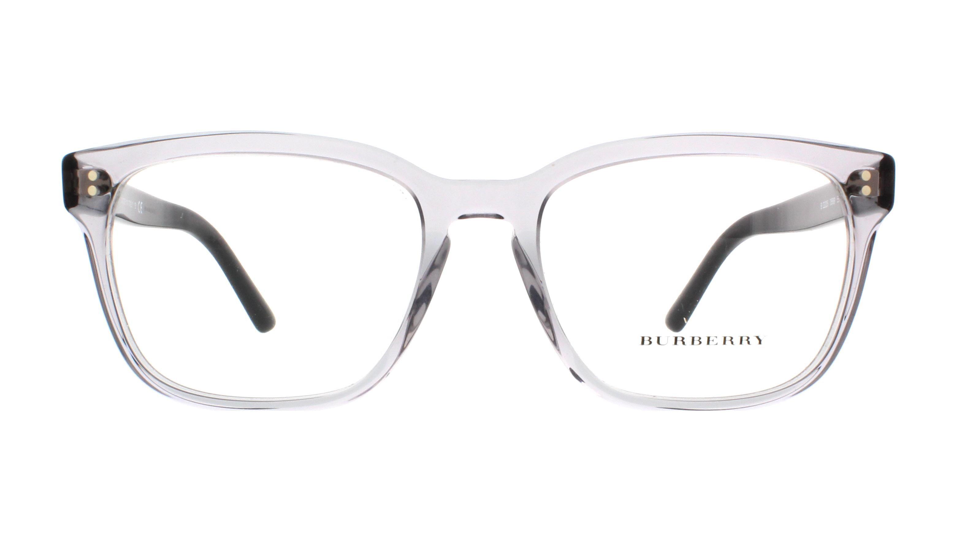 2cb4830140a5 BURBERRY Eyeglasses BE2225 3001 Black 53MM - Walmart.com