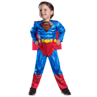 Rubie's Superman Toddler Halloween Costume