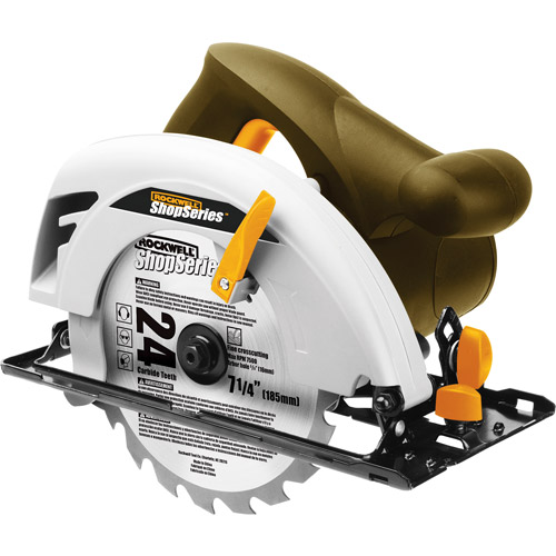 "Rockwell ShopSeries 12 Amp 7 1/4"" Circular Saw"