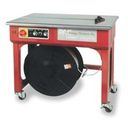 Pac Strapping Products IMPACT STRAPPER Table Top Table Top Strapping Machine, Semiautomatc