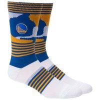 Golden State Warriors Camo Crew Socks - L