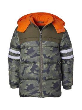 iXtreme Baby Toddler Boy Camo Winter Jacket Coat