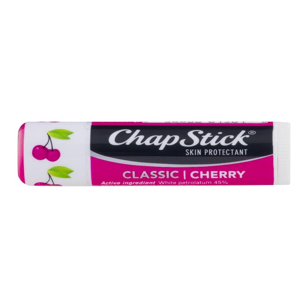 ChapStick Skin Protectant Classic Cherry, 0.15 OZ