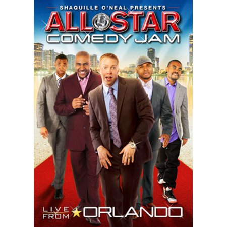 All Star Comedy Jam: Shaquille O'Neal Presents Live from Orlando (Shaquille O Neal Dunks On Dwight Howard)