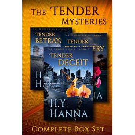 Tendre Set (The TENDER Mysteries Box Set (Books 1 ~ 3) -)