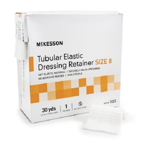 McKesson Retainer Dressing  Tubular Elastic Dressing Elas...