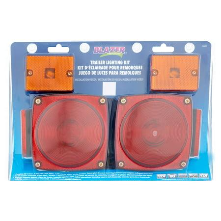 Blazer International Trailer Lighting Kit