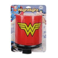 Wonder Woman Logo Night Light