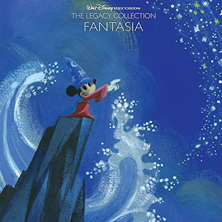 Fantasia: The Walt Disney Records Legacy Collection (4CD)](Disney Halloween Sound Effects Record)
