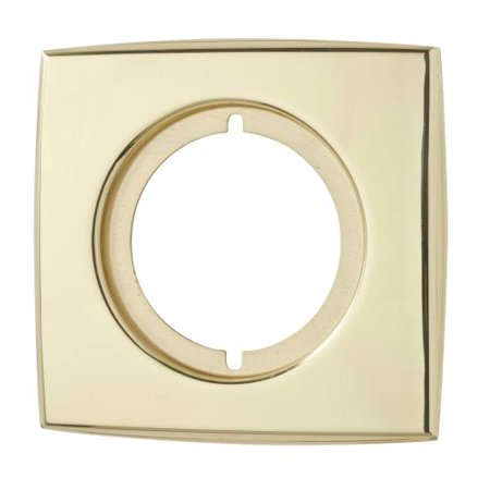 Kwikset 288 Small Rectangular Escutcheon Plate