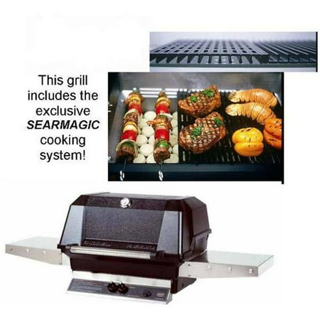 Modern Home Products Wnk4ddps Mhp Lp Propane Gas Grill Searmagic Grids