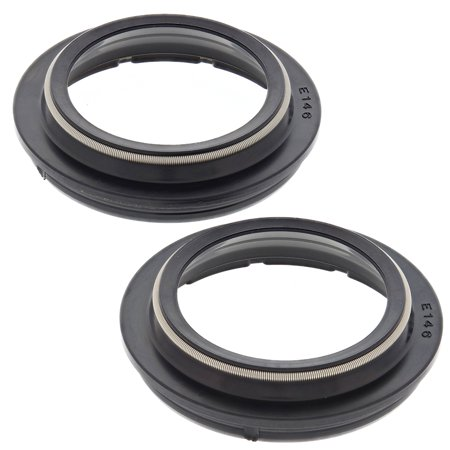 New All Balls Racing Fork Dust Seal Kit 57-146 For KTM 50 SX 2012 2013 2014  2015 2016, 50 SX Mini 2012 2013 2014 2015 2016, 50 SXS 2013 2014, 65 SX