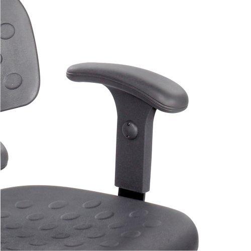 Safco Soft Tough Adjustable T-Pad Arms