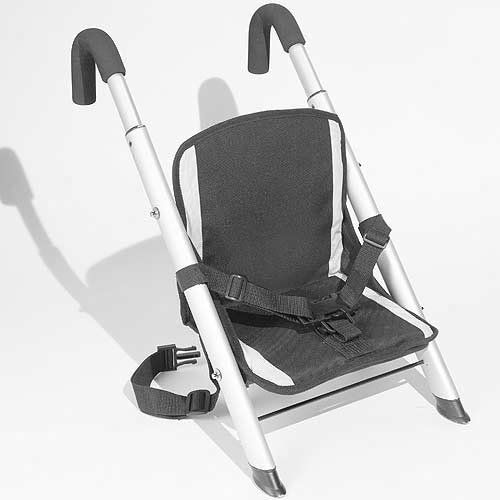 BeanStalk Jump-Seat Adjustable Booster Seat