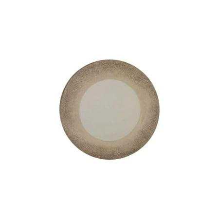 Thunder Group DM005J 5 1/2 Inch Western Jazz Melamine Round Wide Rim Plate, -