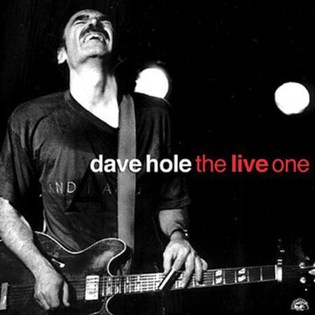 Image of Dave Hole - Live One (CD)