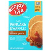 Enjoy Life Pancake And Waffle Mix With Ancient Grains, 16 oz.