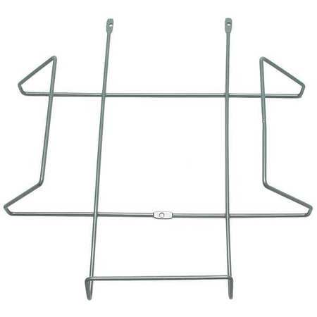 ZORO SELECT 5LTR4 Wall Rack, hard Hat