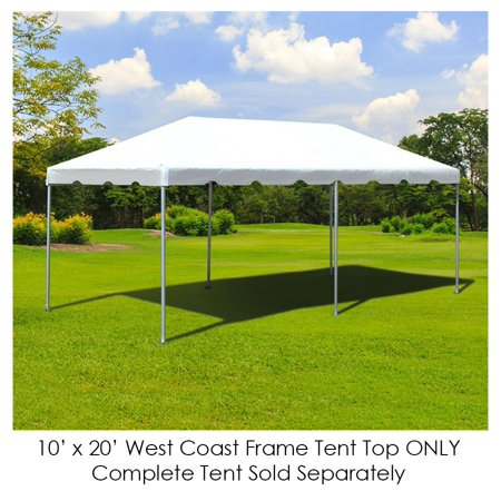 Party Tents Direct 10x20 Outdoor Wedding Canopy Event Tent Top Only