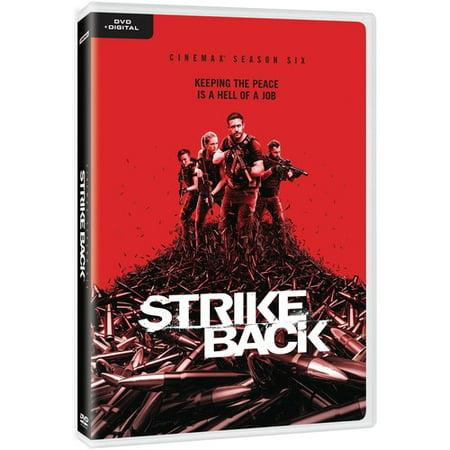 Strike Back: Cinemax Season Six (DVD + Digital