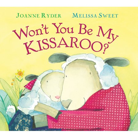Won't You Be My Kissaroo? (padded board book) (My Kindle Fire Won T Charge Anymore)