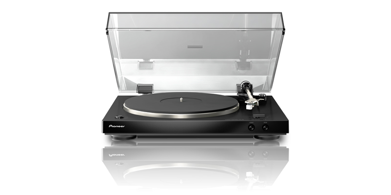 Pioneer PL-30-K Turntable with Chassis and Equalizer by Pioneer