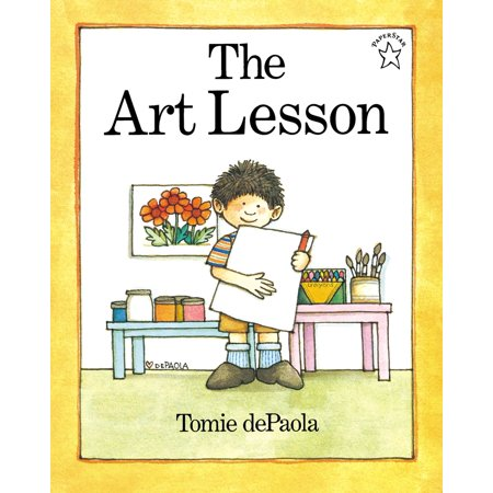 The Art Lesson - eBook (Halloween Art Lessons For Grade 6)
