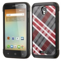 Product Image Alcatel One Touch Elevate Phone Case, Alcatel One Touch Elevate Case, by Insten Diagonal