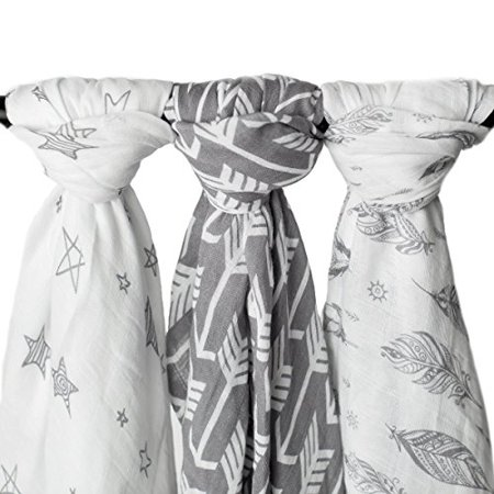 (Kids N' Such Muslin Swaddle Blankets