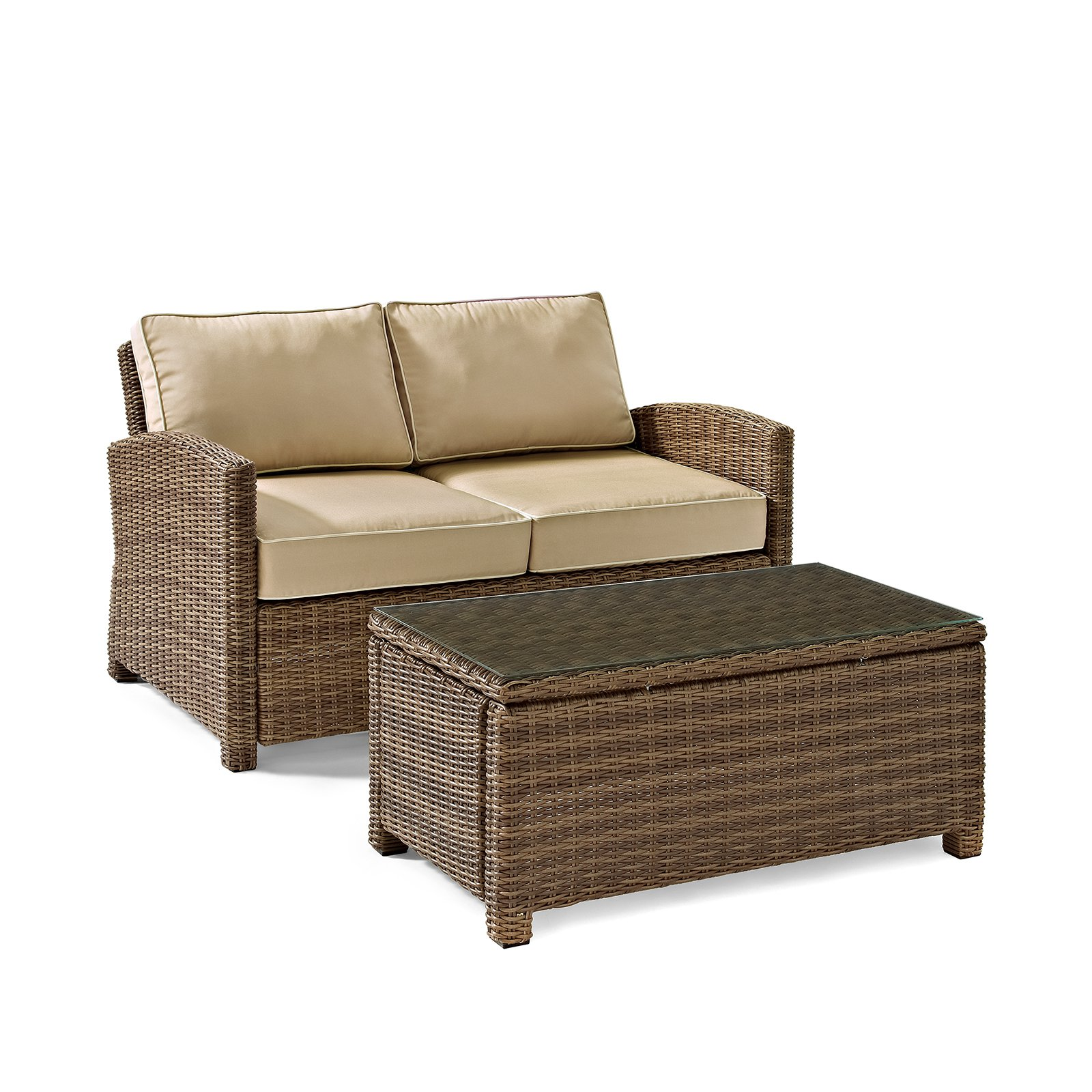 Outdoor Sectionals. Small Space Sets