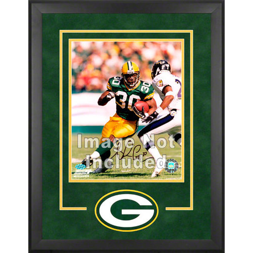NFL - Green Bay Packers Deluxe 16x20 Vertical Photograph Frame