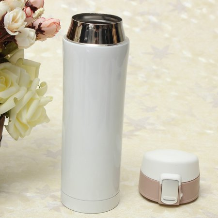 500ML/18Oz  Portable Hot Stainless Steel Vacuum-Insulated thermos leak-proof Insulated Container Coffee Tea Water Beverage Bottle Flasks Travel Mug 4 Colors  - image 3 of 6